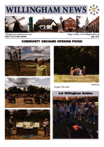 thumbnail of Willingham News July 15